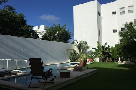 Comfortable room in beautiful house in Cozumel - San Miguel de Cozumel - House