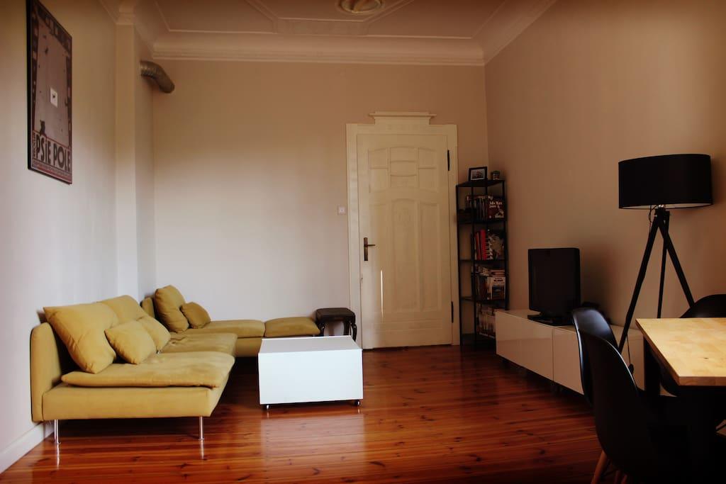 pokój dzienny | living room