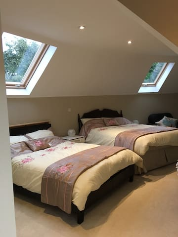 Round House B & B - Skeaghvasteen - Bed & Breakfast
