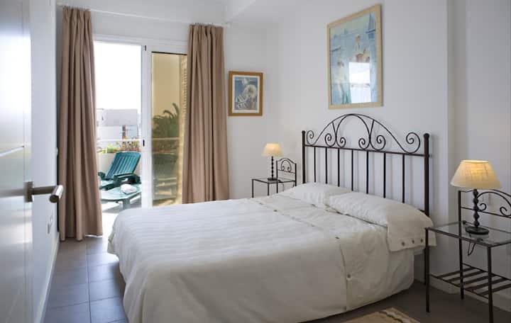 Cómodo apartamento de playa en El Porís - A