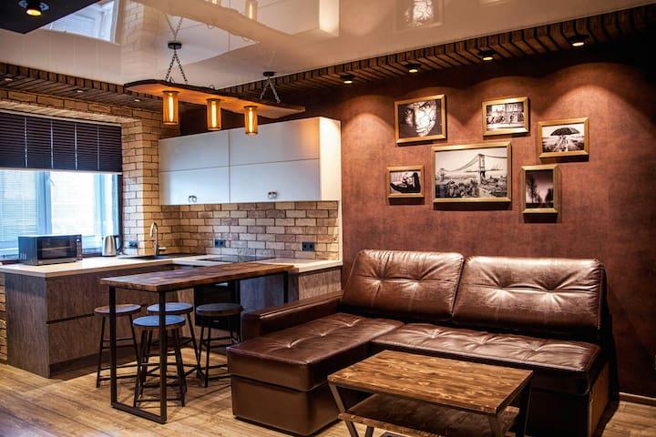 Loft Design Apartment