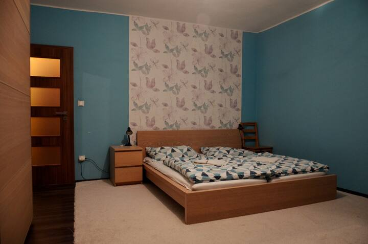 Soukromý byt až pro 5 osob