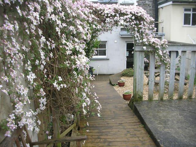 The Flat, Llanbadarn Rd,Aberystwyth - Aberystwyth - Apartment