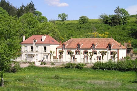 Manoir Bonpassage, charming hotel  with pool, 2 - Thury - Boutique-hotell