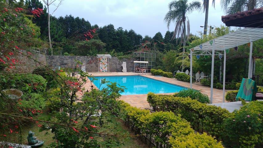 Chácara Panay: Localização, Conforto e Sossego - Mairinque