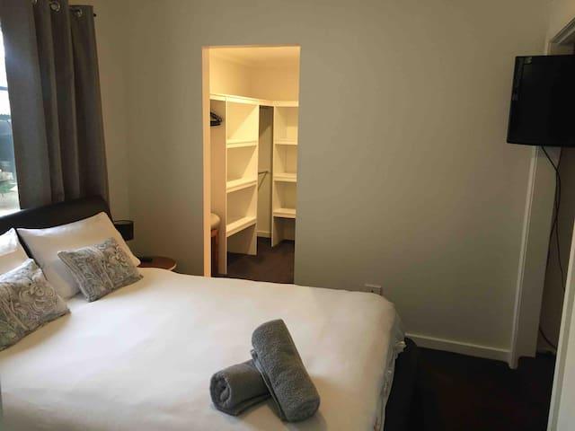 Main Bedroom (1), with WIR, TV & Ensuite