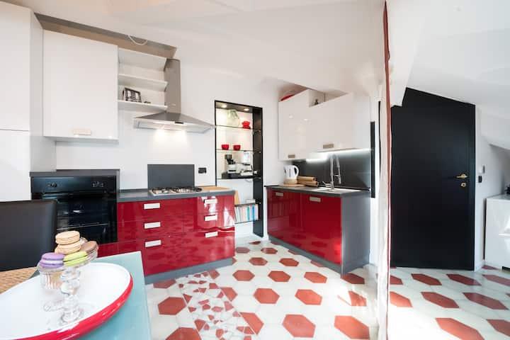Bright Apartments Verona - Borgo Trento CityCentre