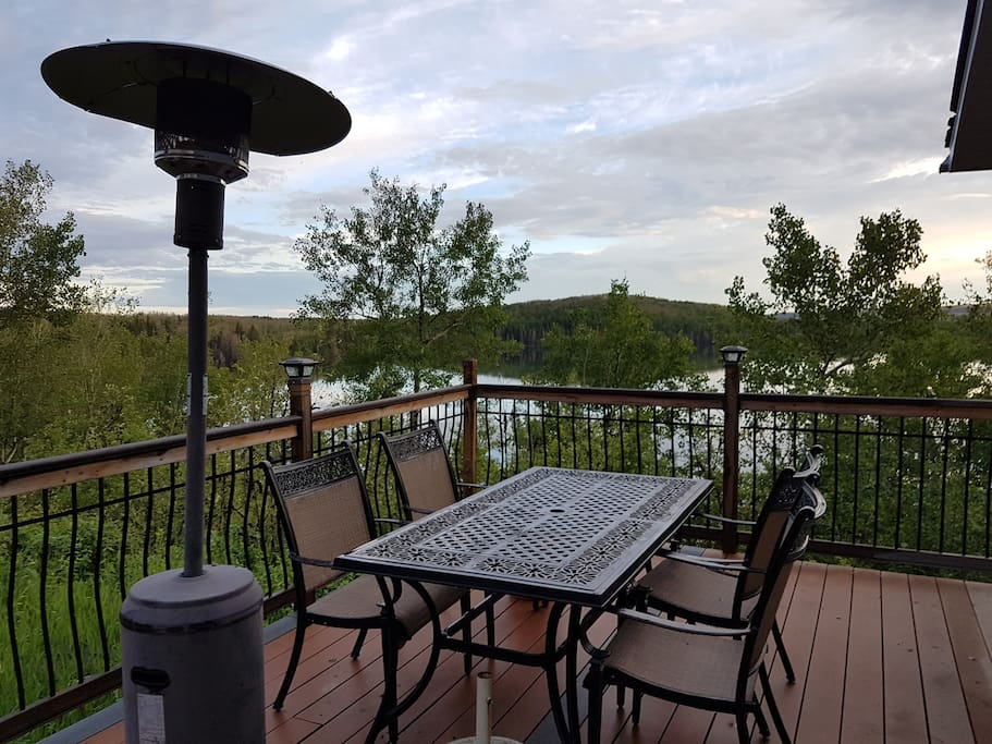 the deck and patio heater