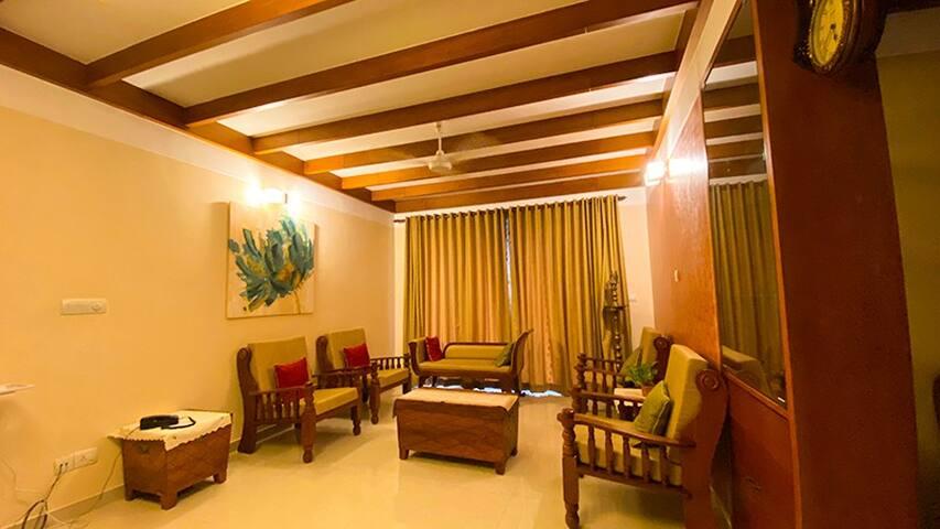 Premium Luxury 2 BHK Apartment