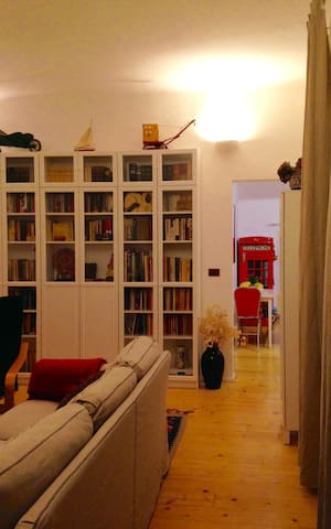 Comfortable and central flat - Bologna - Bed & Breakfast