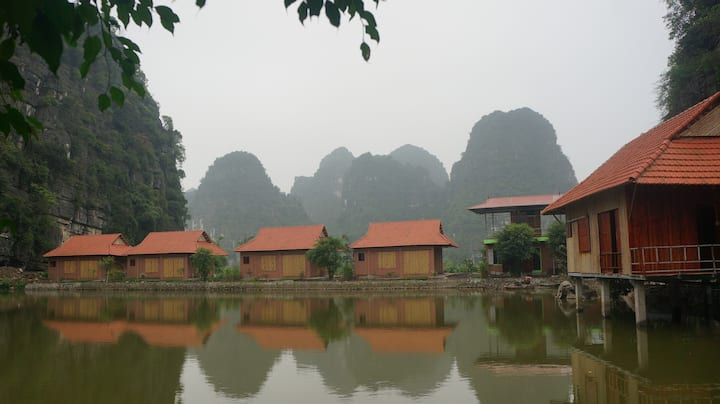 Ninh binh Valley homestay  _ A _Modern bungalow
