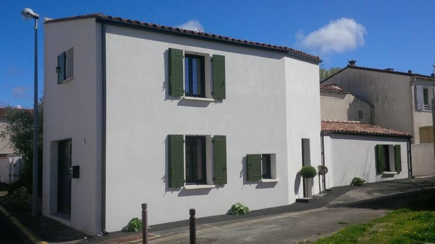 La Rochelle, maison neuve - Perigny - Casa