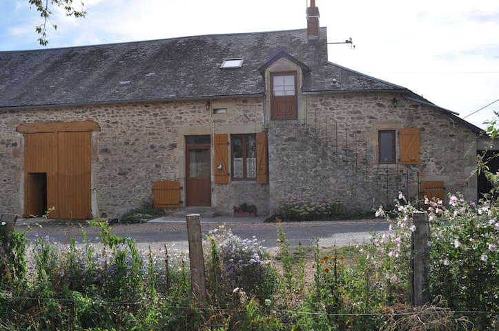 GITE DE SIDONIE - Villapourçon - House