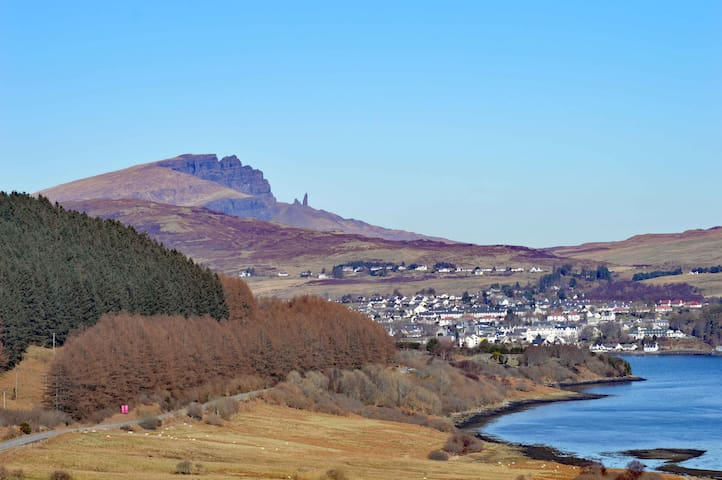 Air leth Self Catering Apartment - Portree - Daire