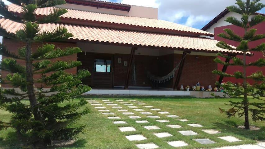 5qtos A Maior piscina d condomínio - Gravatá - Casa