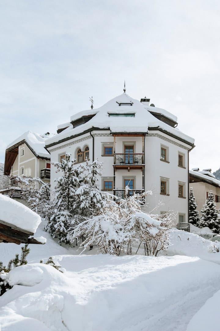 Residence Castel -  Zentral, ruhig und gemütlich.
