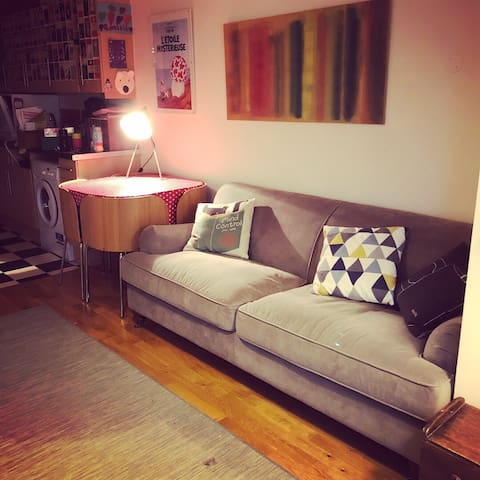 Cute flat in Muswell Hill (ground floor)