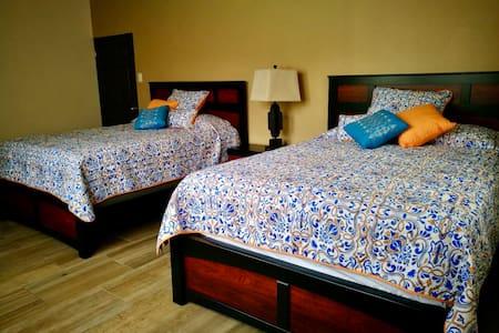 Suite 1 La Villa, Lanquin
