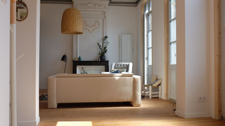 Apartment  - Station St Jean - Bordeaux - Appartement