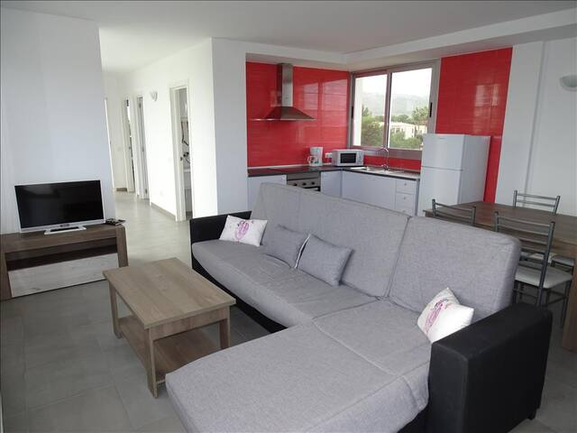 AB-Home Apartments, 200 mts to the beach Attic - Son Servera - Byt