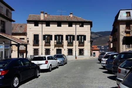 Precioso duplex en la Granja al lado del palacio - La Granja de San Ildefonso - Wohnung
