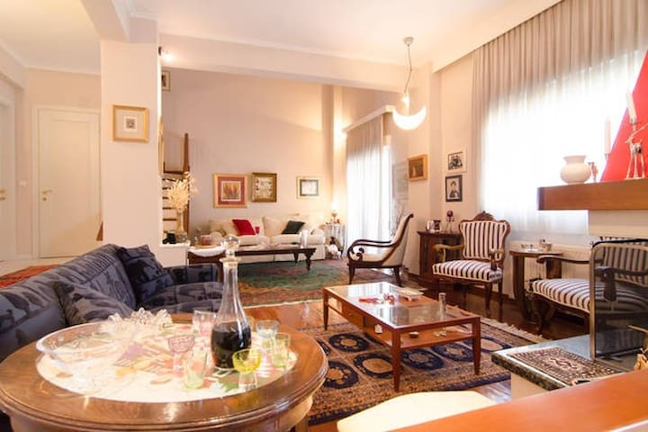 Luxurious Maisonette in Thessaloniki - Triandria