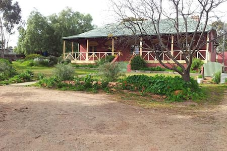 Whitfield House Toodyay, built in 1862. - Toodyay - Casa