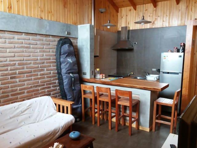 Cabañas Quisco Frente a PLaya Hanga Roa - El Quisco - House