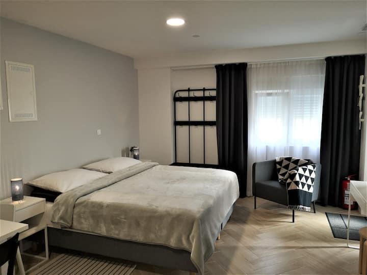 Rooms at Zajčeva 34 - Deluxe Apartment