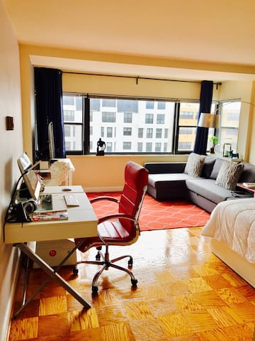 Penthouse near George Washington University