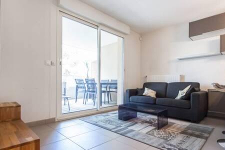 Superbe appartement moderne au calme