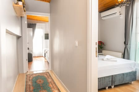 2 Bedrooms Apartment with Terrace&View 4th Floor