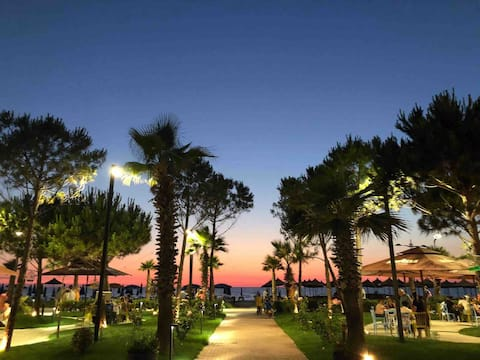 Bellavista Beach Apartment, Qerret Albania