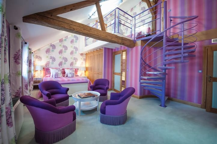 Nectar Suite at the Hotel Le Cep