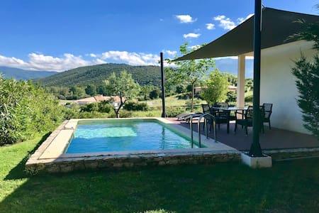 Villa JO POGGI piscine chauffée