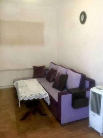 Apartment on Komitas Avenue