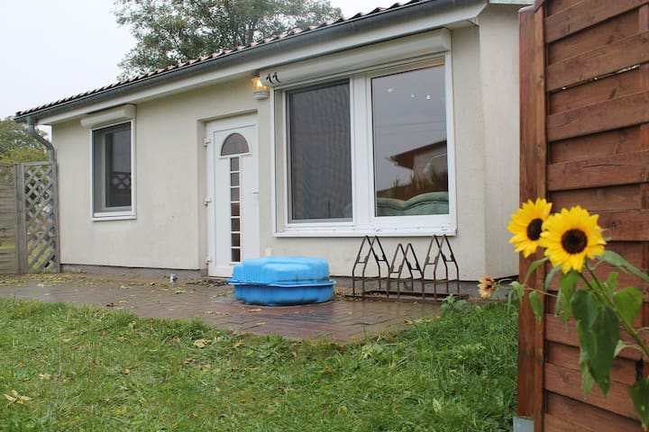 3-room house close to the beach