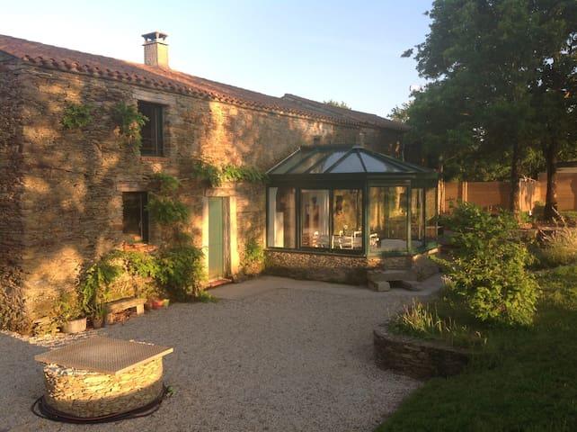 Maison de charme XVIIIe siècle