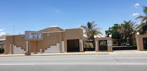 Doxa and Mirah guesthouses