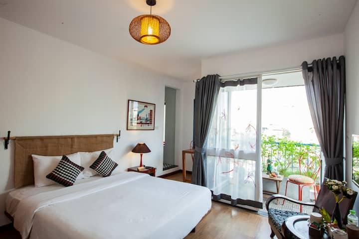 Ginger Room 501 - Maison d'Orient Hotel Hanoi