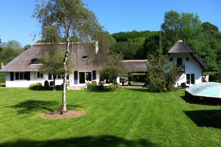 Maison 7 pers avec piscine à RY - Blainville-Crevon - Haus