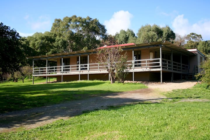 Honeysuckle Lodge (Delamere, SA) - Delamere - House