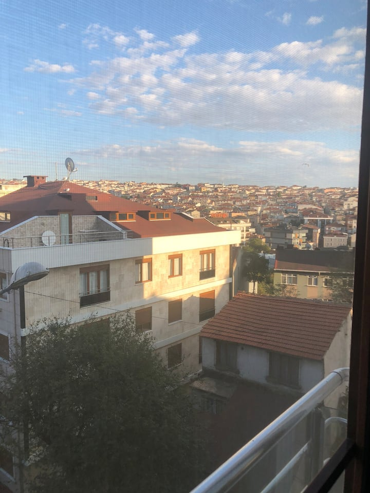 Room in the heart of Istanbul