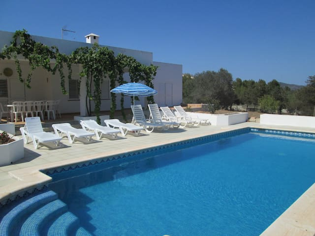 Villa Sa Caleta Swimming Pool 5 MIN TO THE  BEACH - Illes Balears - 獨棟