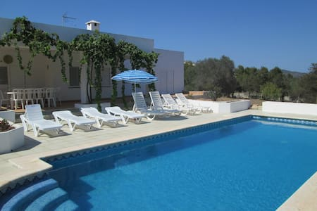 Villa Sa Caleta Swimming Pool 5 MIN TO THE  BEACH - Illes Balears - Haus