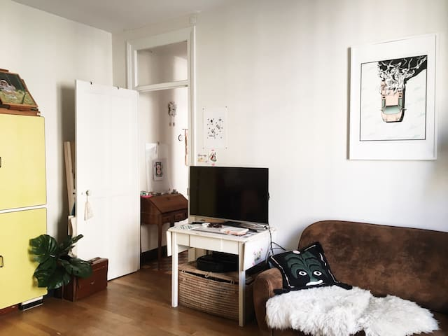 Meet us ,Grenoble, its mountains & its way of life - Grenoble - Apartamento
