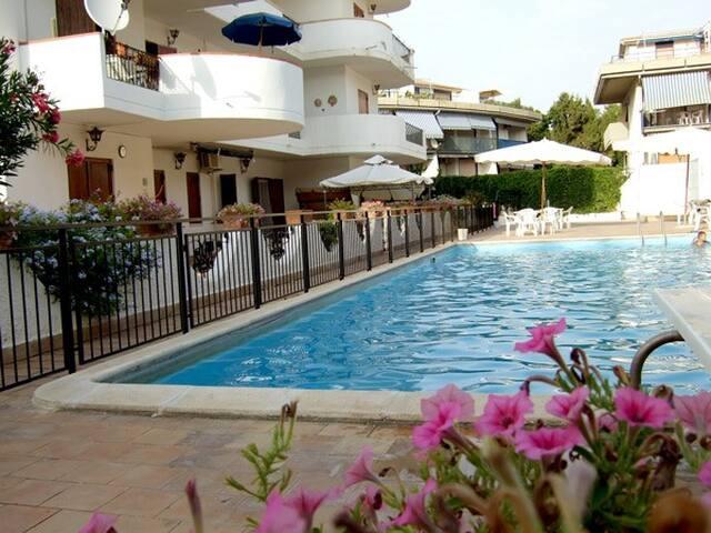 Appartamento panoramico sul mare - Giardini Naxos - Apartamento