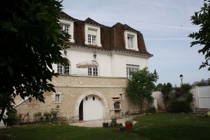 Près de Beauval et des châteaux, LA PECHERIE
