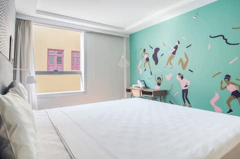 Selina Lapa, Rio de Janeiro - Standard Room