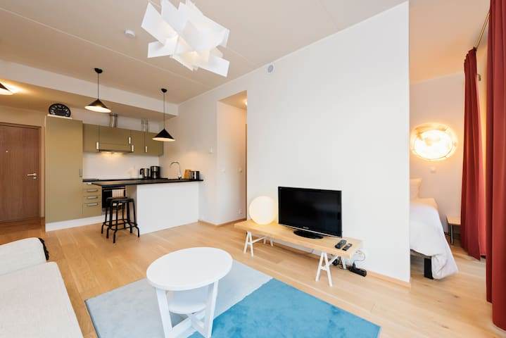 Best location! New apartment close to Old Town.